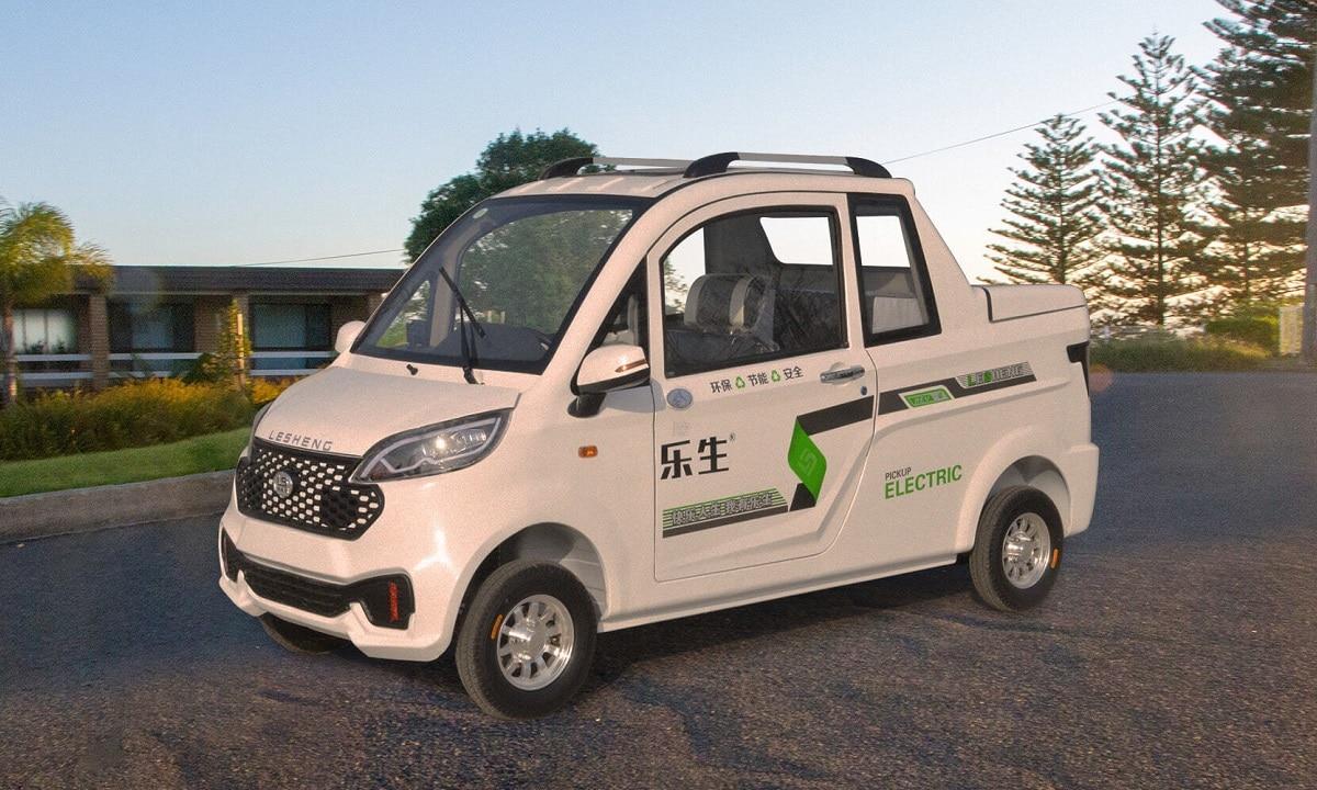 Mini Pick-up eléctrica Lesheng M1Lesheng M1