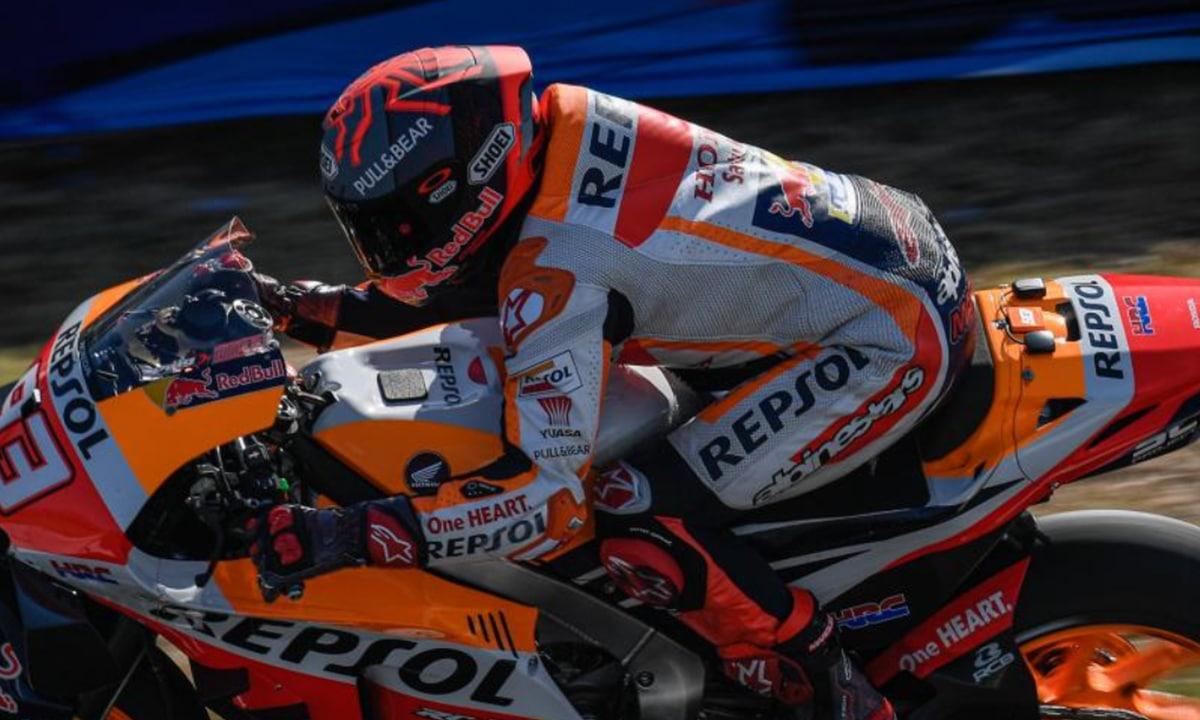 Marc Márquez Honda HRC Portimao