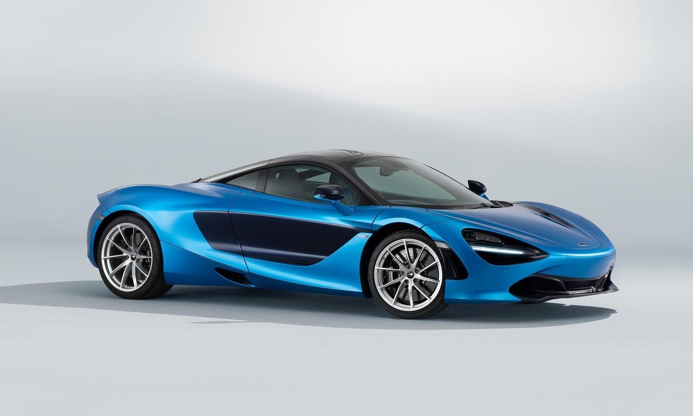 TheGrefg tiene un McLaren 720S azul