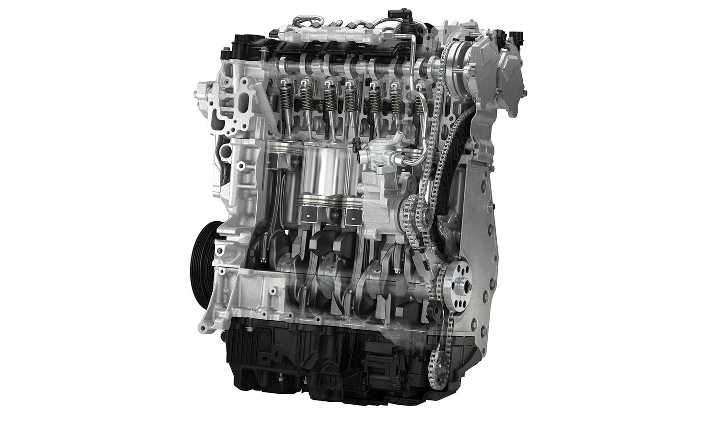 Motor e-Skyactiv X 186 CV Mazda