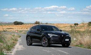 Prueba Alfa Romeo Stelvio Veloce