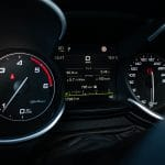 Prueba Alfa Romeo Stelvio cuadro instrumentos