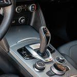 Prueba Alfa Romeo Stelvio detalle interior