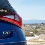 Prueba Hyundai i20 hybrid
