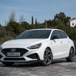 Prueba Hyundai i30 Fastback N Line