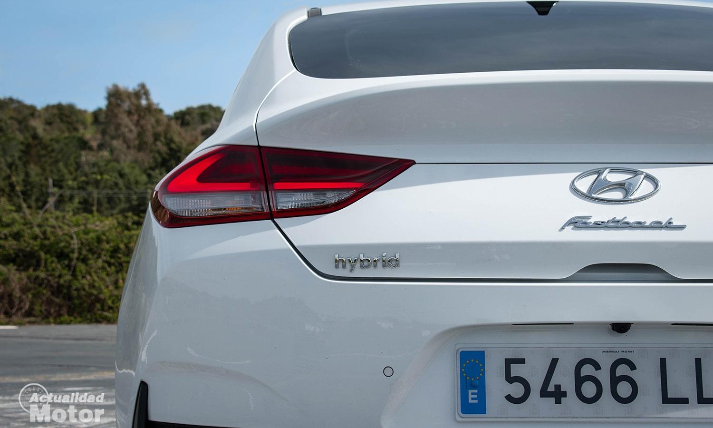 Prueba Hyundai i30 Fastback hybrid