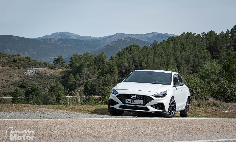 Prueba Hyundai i30 Fastback comportamiento