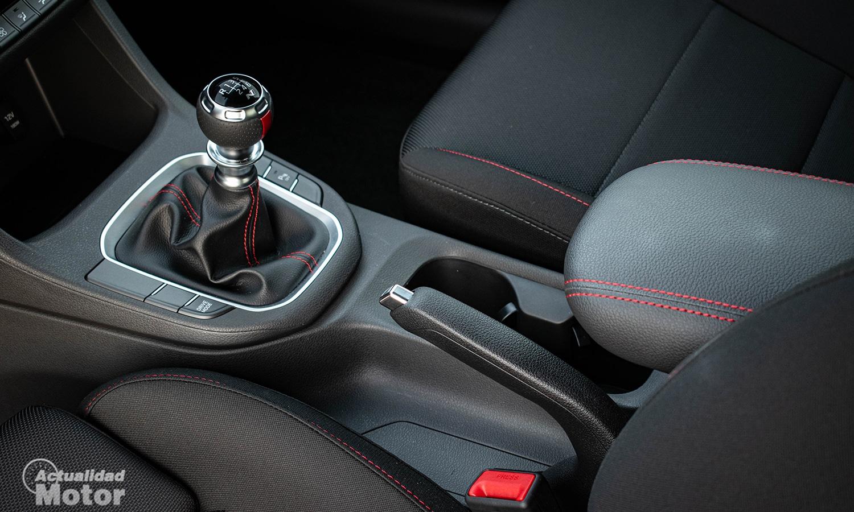 Prueba Hyundai i30 Fastback N Line cambio manual