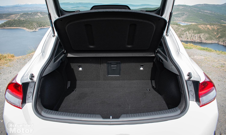 Prueba Hyundai i30 Fastback maletero