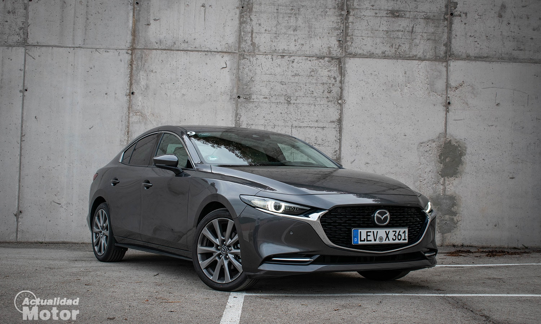 Prueba nuevo Mazda3 e-Skyactiv X 186 CV