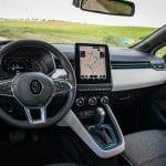Interior Renault Clio E-Tech