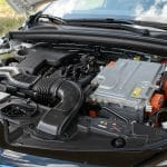 Prueba Renault Clio híbrido motor