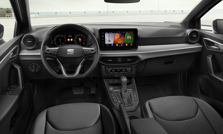 Interior Seat Ibiza Xcellence