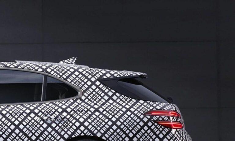 Genesis G70 Wagon teaser