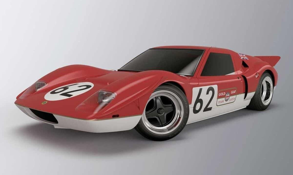 Lotus based Radford Project 62