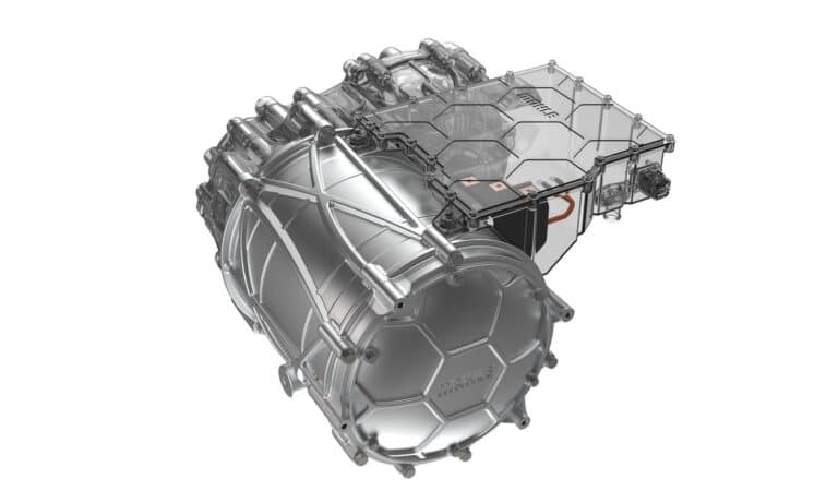 The new traction motor from Mahle is wear-free, compact, and not dependent on rare earth elements
