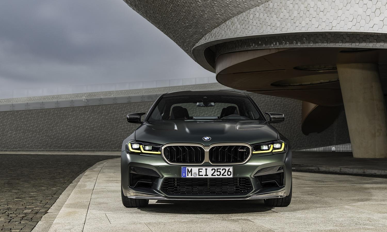 BMW M5 CS precio