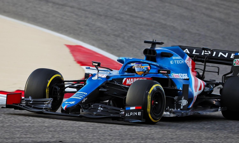 Fernando Alonso F1 2021 Alpine