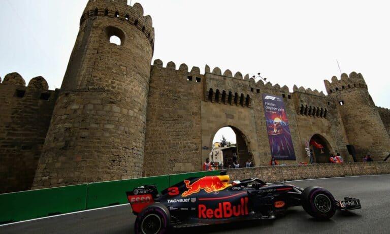 GP de Azerbaiyán F1 Baku