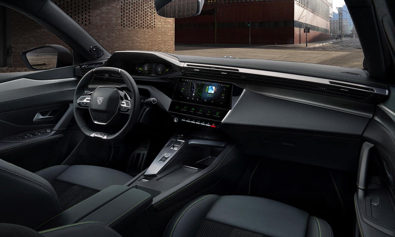Nuevo Peugeot 308 interior