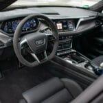 Prueba Audi RS e-tron GT interior