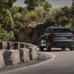 Prueba Audi Q5 Sportback dinámica