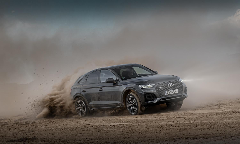 Prueba Audi Q5 Sportback