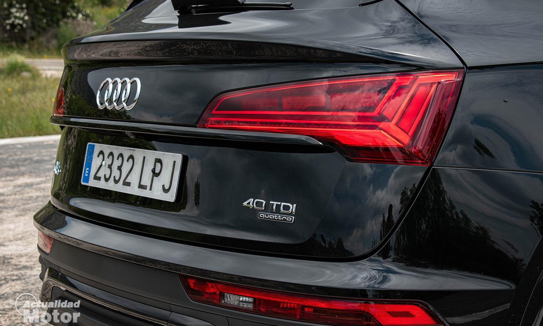 Audi Q5 Sportback 40 TDI 204 CV quattro