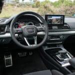 Prueba Audi Q5 Sportback salpicadero