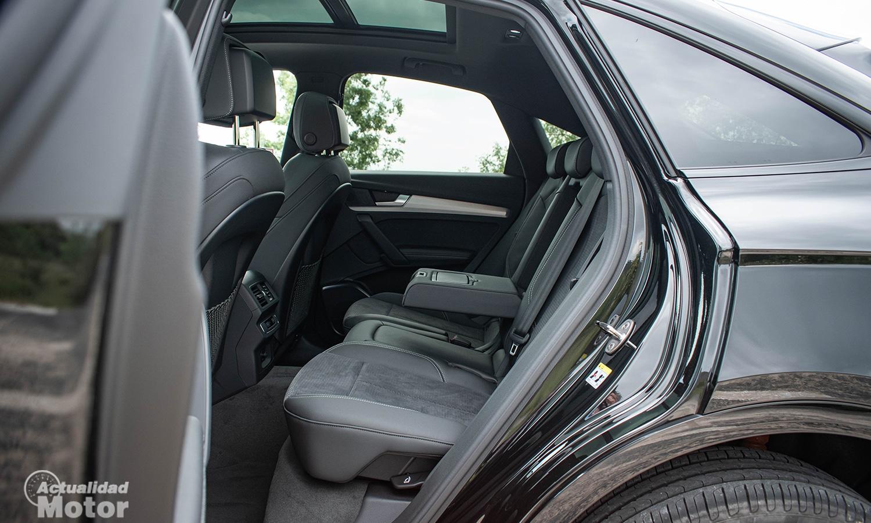 Prueba Audi Q5 Sportback plazas traseras