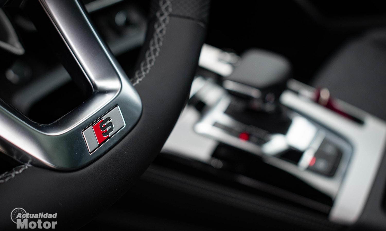Prueba Audi Q5 Sportback interiores