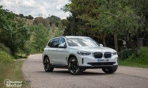 Prueba BMW iX3