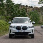 Prueba BMW iX3 frontal