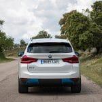 Prueba BMW iX3 trasera