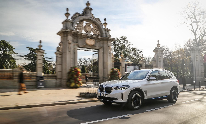 Prueba BMW X3 eléctrico