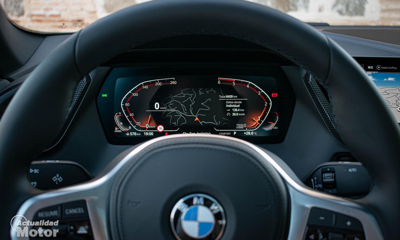BMW Serie 2 Gran Coupé cuadro digital