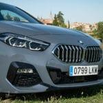 Prueba BMW Serie 2 Gran Coupé parrilla