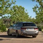 Prueba BMW Serie 3 Touring