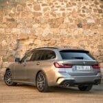 Prueba BMW Serie 3 Touring 320d 190 CV G21 M Sport