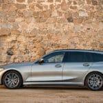 Prueba BMW 320d paquete M lateral
