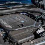 Prueba BMW 320d Touring motor