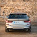 Prueba BMW Serie 3 Touring M Sport trasera