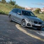 Prueba BMW Serie 3 Touring perfil