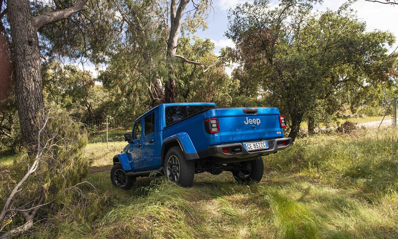 Prueba Jeep Gladiator