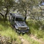 Prueba Jeep Gladiator 4x4