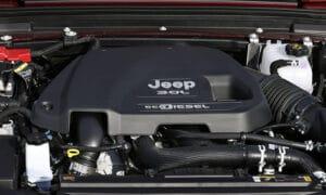 Prueba Jeep Gladiator motor V6 diésel