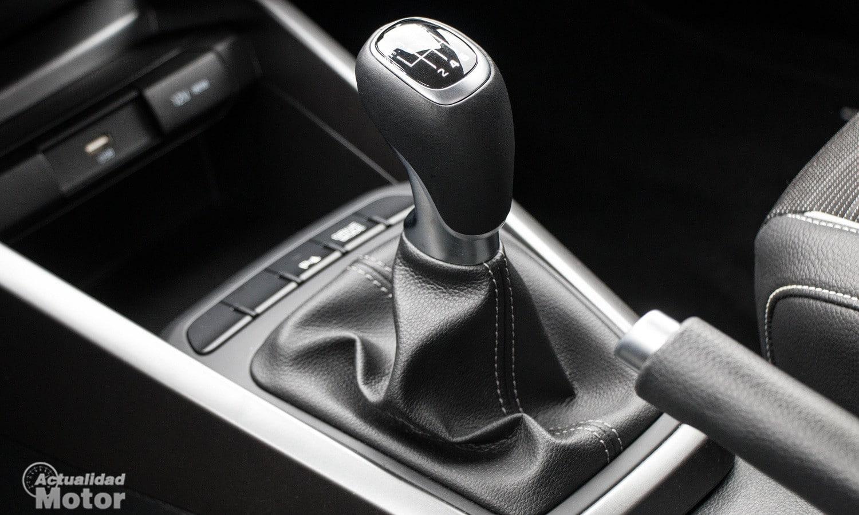 Cambio manual inteligente de 6 velocidades iMT