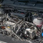 Prueba Mercedes EQA motor eléctrico