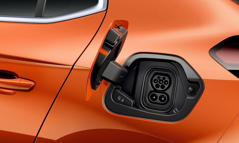 Enchufe Opel Corsa-e