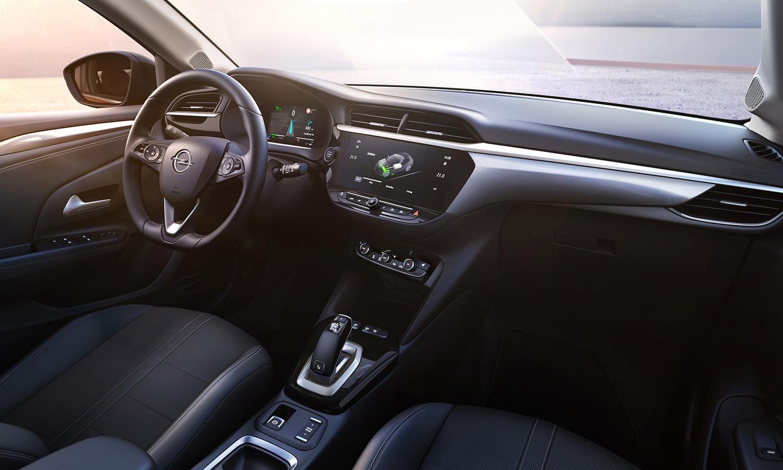 Salpicadero Opel Corsa-e